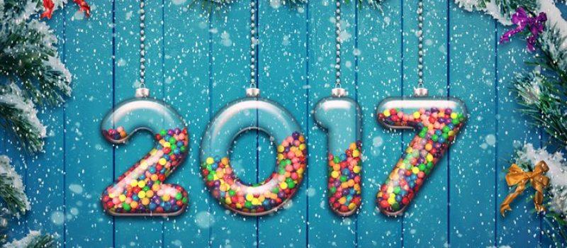 Щастя та злагоди в Новому Році!